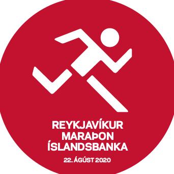 Áheitasöfnun Reykjavíkurmaraþons 22. ágúst